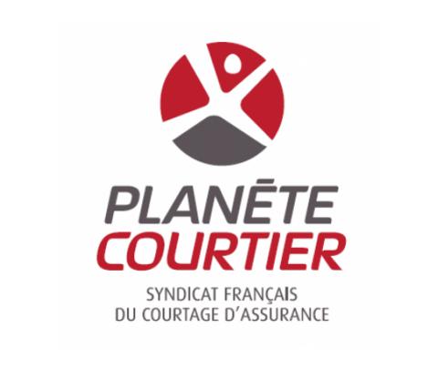 logo Planète Courtier